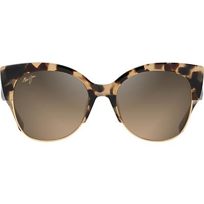 Maui Jim Mariposa Polarized Sunglasses - Tortoise with Gold / HCL Bronze