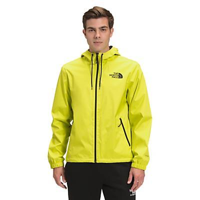 The North Face Novelty Rain Shell Jacket - Sulphur Spring Green