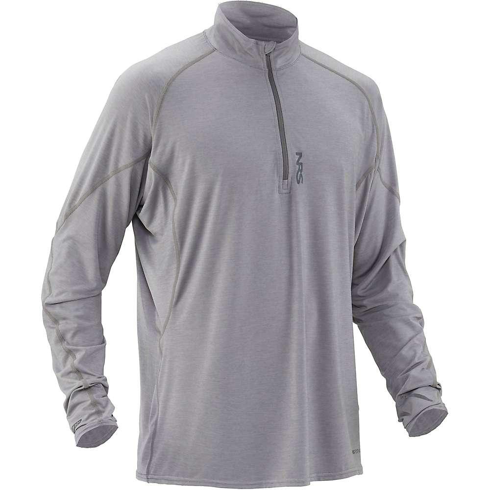 Cheap NRS Mens Baja Shirt - XXL - Sharkskin