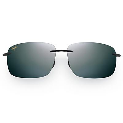 Maui Jim Breakwall Reader Sunglasses - Gloss Black / Neutral Grey