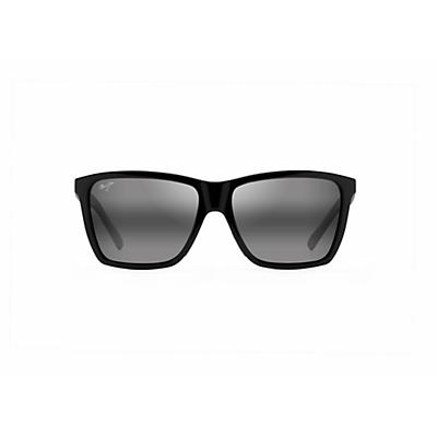Maui Jim Cruzem Polarized Sunglasses - Black Gloss / Neutral Grey
