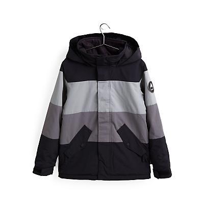 Burton Symbol Snowboard Jacket - True Black/Sharkskin/Castlerock