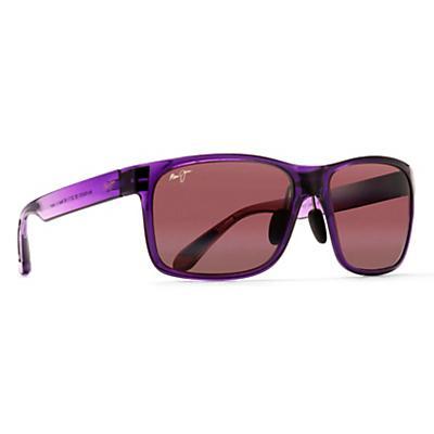 Maui Jim Red Sands Polarized Sunglasses - Asian Fit - Purple Fade / Maui Rose
