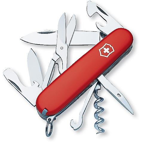 Swiss Army Climber Knife 3421