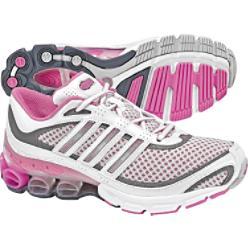 Adidas Micro Bounce Pink/Sil Women's Running Shoe