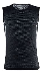 Mens Craft Cool Mesh Superlight Sleeveless & Tank Tops Technical Tops