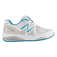 Womens New Balance 1540v2 Running Shoe - White/Blue 13