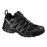 Mens Salomon XA Pro 3D CS WP Trail Running Shoe - Black 12