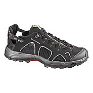 Mens Salomon Techamphibian 3 Hiking Shoe - Black 10