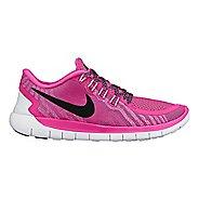 Kids Nike Free 5.0 Running Shoe - Pink 7Y