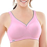 Womens Glamorise Ultimate Full Figure D/DD/F/G Sports Bras - Light Pink 34F