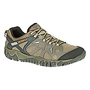Mens Merrell All Out Blaze Aero Sport Hiking Shoe - Khaki 12
