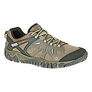 Mens Merrell All Out Blaze Aero Sport Hiking Shoe - Khaki 8