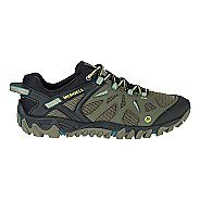 Mens Merrell All Out Blaze Aero Sport Hiking Shoe - Dusty Olive 11