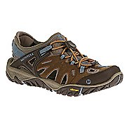 Womens Merrell All Out Blaze Sieve Sandals Shoe - Brown Sugar 6.5