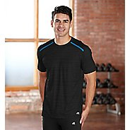 Mens R-Gear Your Unbeatable Short Sleeve Technical Tops - Black S