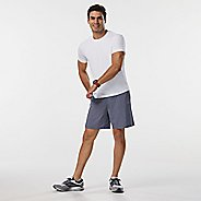 "Mens R-Gear Set The Pace 7"" Lined Shorts"