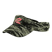 Womens R-Gear Urban Appeal Camo Visor Headwear - Olive
