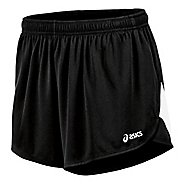 Mens ASICS Break Through 1/2 Split Lined Shorts