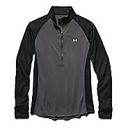 Womens Under Armour Tech Long Sleeve Half Zip Technical Tops