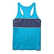 Womens Under Armour Fly Fast Tank Technical Tops