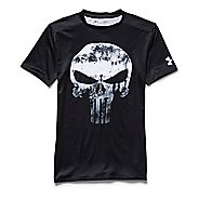 Mens Under Armour Alter Ego Compression Punisher Short Sleeve Technical Tops