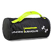 Under Armour Isolate Duffel Bags - Black/High Vis Yellow