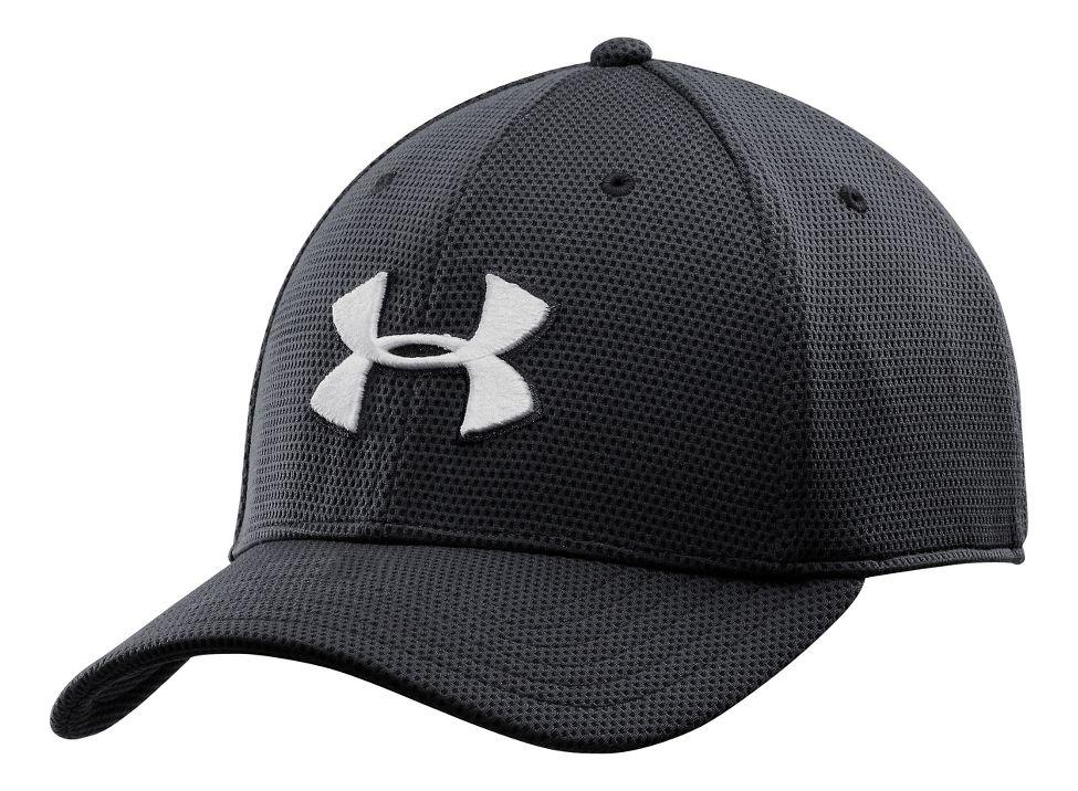 5a40a22e1c8 Mens Under Armour Blitzing II Stretch Fit Cap Headwear