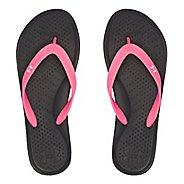 Womens Under Armour Atlantic Dune T Sandals Shoe - Black/Cerise 8
