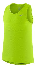 Mens Nike Dri-FIT Contour Singlet Tanks Technical Tops
