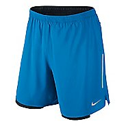 "Mens Nike Phenom 2-in-1 7"" Shorts"