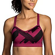 Womens Brooks UpRise Crossback Sports Bra