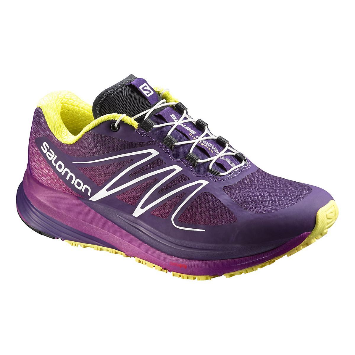 Womens Salomon Sense Propulse Trail Running Shoe at Road Runner Sports e763a5e6c7a