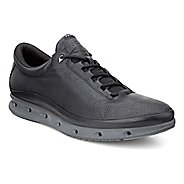 Mens Ecco Cool Walking Shoe - Black 46