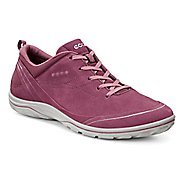 Womens Ecco Arizona Tie Casual Shoe - Morillo/Petal Trim 5.5