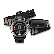 Garmin fenix 3 HRM-Run Bundle Monitors