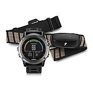 Garmin fenix 3 HRM-Run Bundle Monitors - Grey/Black