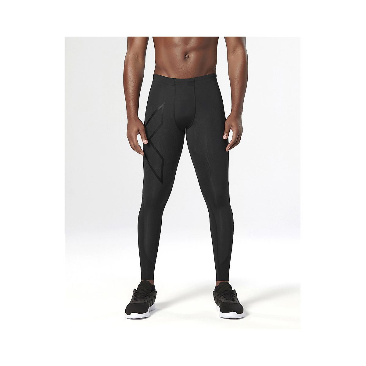 1a5a499c05 Mens 2XU Elite MCS Compression Tights & Leggings at Road Runner Sports