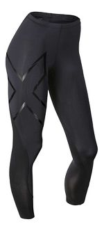 Womens 2XU Elite MCS Compression Tights & Leggings Tights