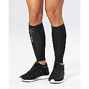 2XU Elite MCS Compression Calf Guards Injury Recovery