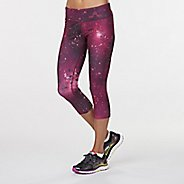 "Womens R-Gear Leg Up Printed 19"" Capri Legging Tights"