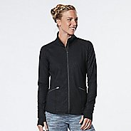 Womens R-Gear Smooth Transition Lightweight Jackets - Black/Shiny Dot L