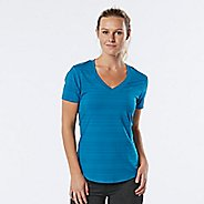 Womens R-Gear Finish First Short Sleeve Technical Tops