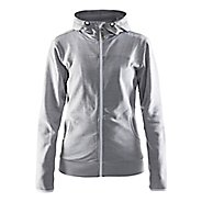 Womens Craft Leisure Full Zips & Hoodies Technical Tops
