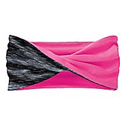 Womens Road Runner Sports Two Tone Headband Headwear