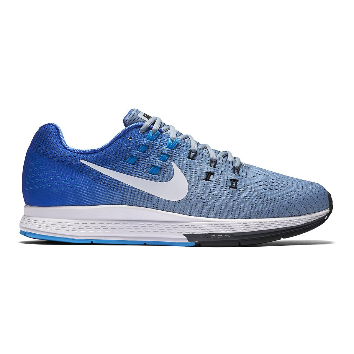 d87d68f9db1 Mens Nike Air Zoom Structure 19 Running Shoe at Road Runner Sports
