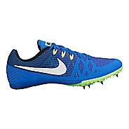 Mens Nike Zoom Rival M 8 Track and Field Shoe - Black/White 15