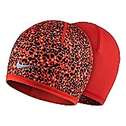 e9ca2c04fc0 Womens Nike Run Lotus Beanie Headwear - Light Crimson
