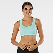 Womens R-Gear Undercover Seamless Racerback Sports Bra - Sea Glass XS