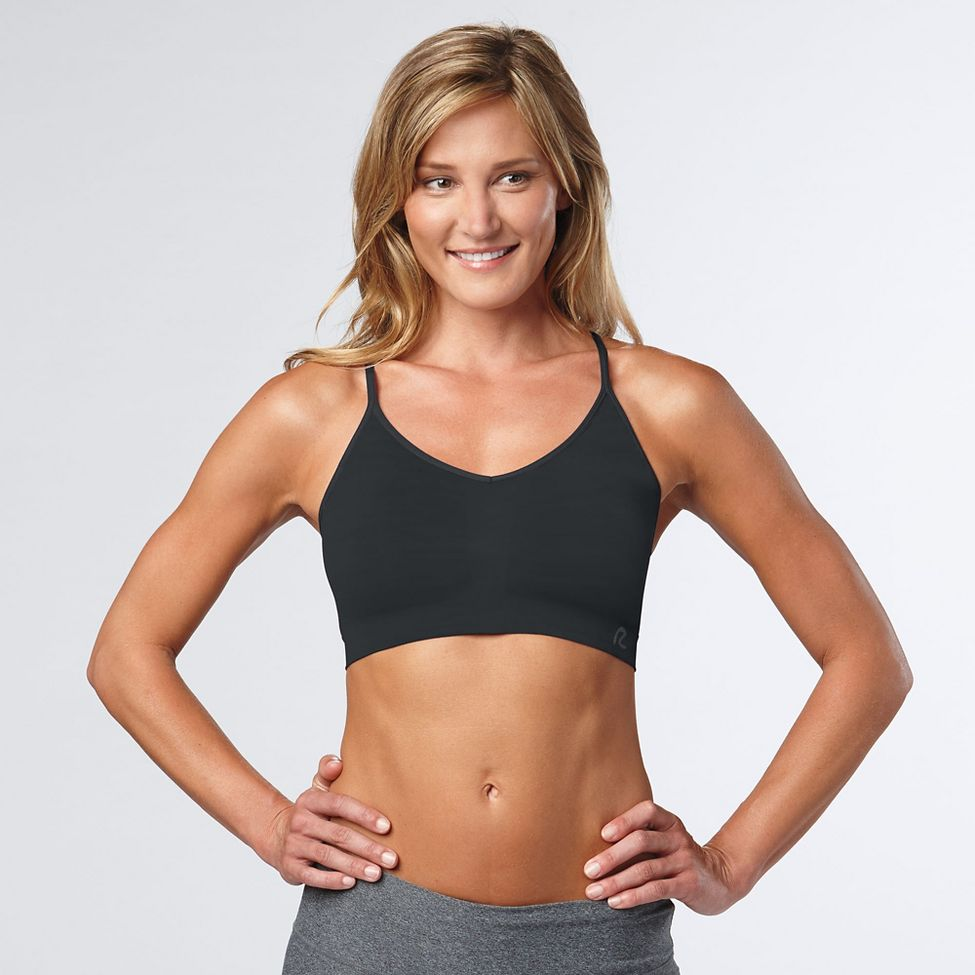 da4b380b3549d Womens R-Gear Undercover Seamless Cami Sports Bra at Road Runner Sports
